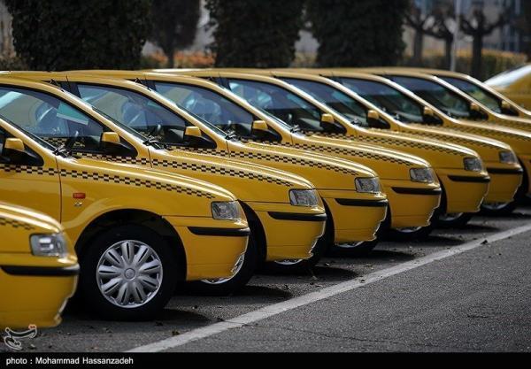 ورود 30 هزار تاکسی به ناوگان حمل و نقل عمومی