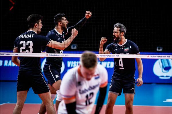 نخستین پیروزی ایران رقم خورد، هلند حریف شاگردان جوان الکنو نشد