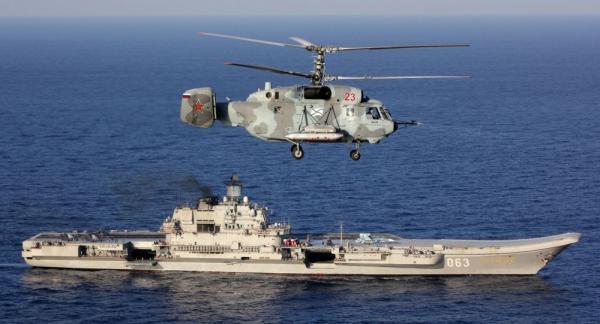 صف آرایی روسیه و ناتو در دریای سیاه