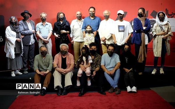 رونمایی از قسمتهای ابتدایی زخم کاری مهدویان با حضور بازیگران این فیلم