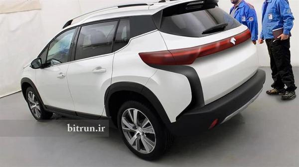 کراس اوور ایران خودرو چه زمانی رسماً رونمایی خواهد شد؟ مشخصات احتمالی
