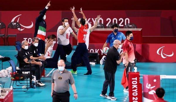 تور روسیه ارزان: تیم والیبال نشسته ایران با پیروزی 3 بر یک برابر تیم والیبال نشسته کمیته پارالمپیک روسیه پیروز شد به مدال طلا برسد