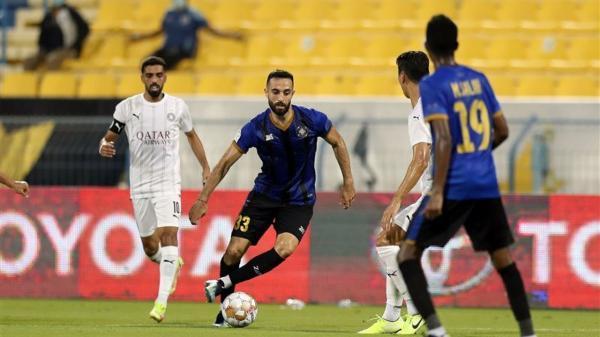 یاران رضاییان لیگ ستارگان قطر را با شکست شروع کردند