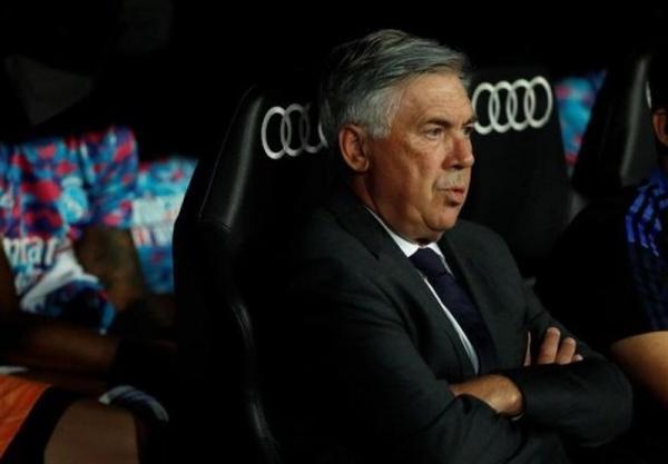 آنچلوتی: از بازی تیمم راضی نیستم، تا آخرین لحظه به کسب پیروزی ایمان داشتم