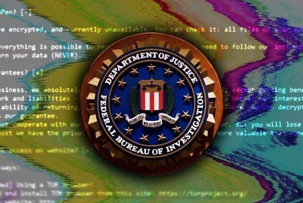 اف بی آی کدهای رمزگشایی باج افزار کاسیا را در اختیار داشت
