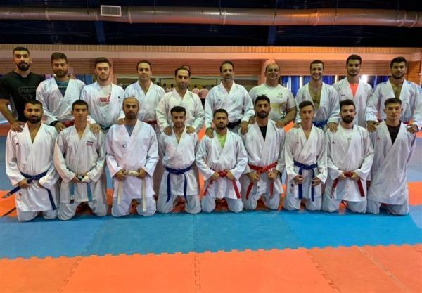 فردا؛ شروع مرحله ششم اردوی تیم ملی کاراته